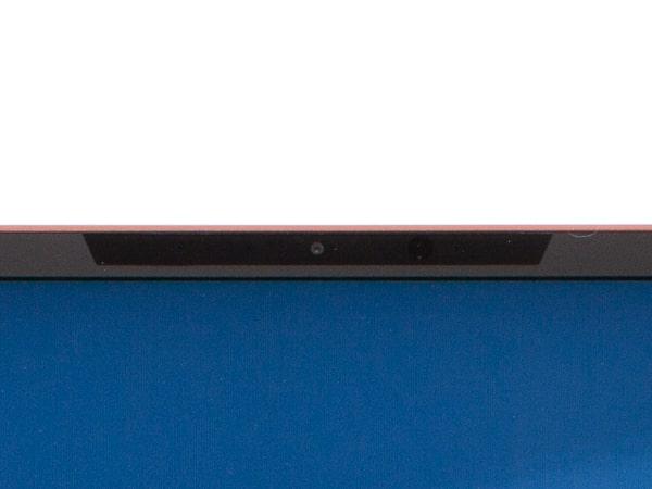 m-Book X400B 顔認証