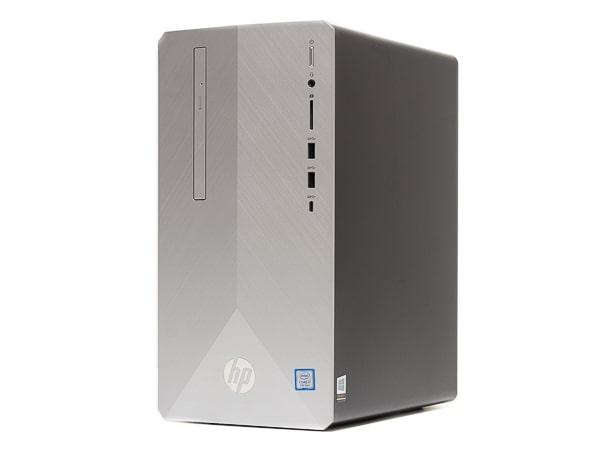 HP Pavilion Desktop 595 感想