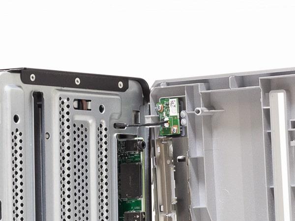 HP Pavilion Desktop 595 フロントパネル