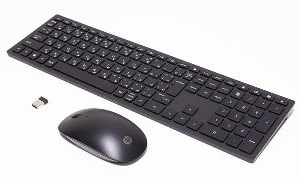 HP Pavilion Desktop 595 マウスとキーボード