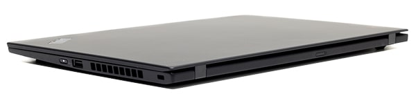 ThinkPad X1 Carbon 2019年モデル フォルム