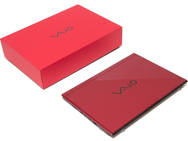 VAIO SX14 化粧箱