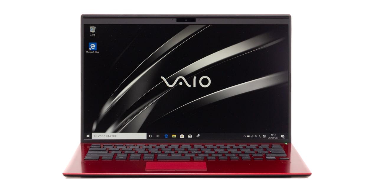 VAIO SX14 2020年モデル レビュー