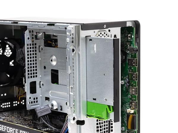 HP ENVY Desktop TE01 光学ドライブ 取り外し