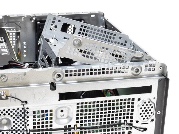 HP ENVY Desktop TE01 ドライブベイ取り外し