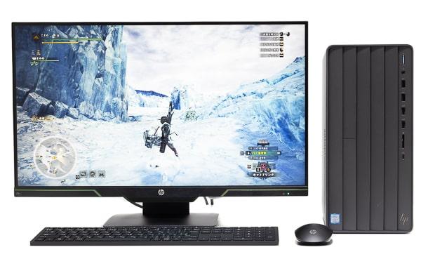 HP ENVY Desktop TE01 ゲーム