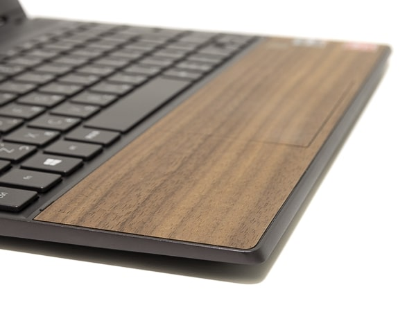 HP ENVY x360 13 Wood Edition パームレスト