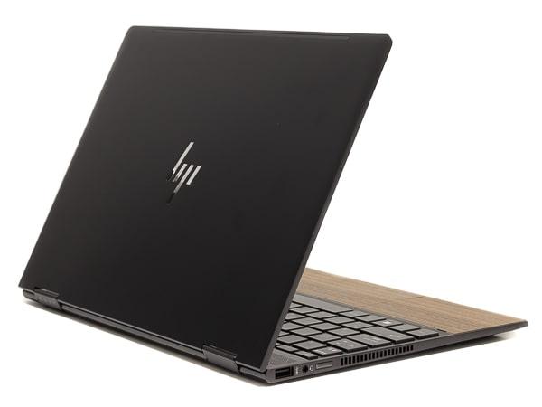 HP ENVY x360 13 Wood Edition 外観