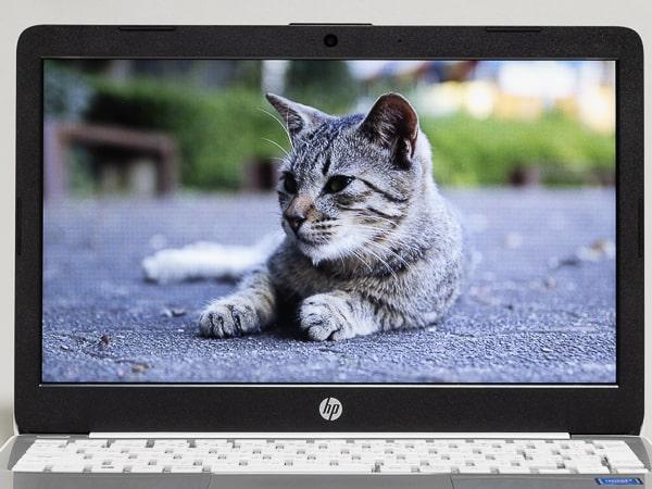 HP Stream 11-ak0000 映像品質