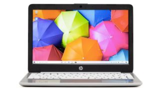 HP Stream 11-ak0000 (2020年モデル)レビュー:税込2万9700円で約1kgの激安11インチノートPC
