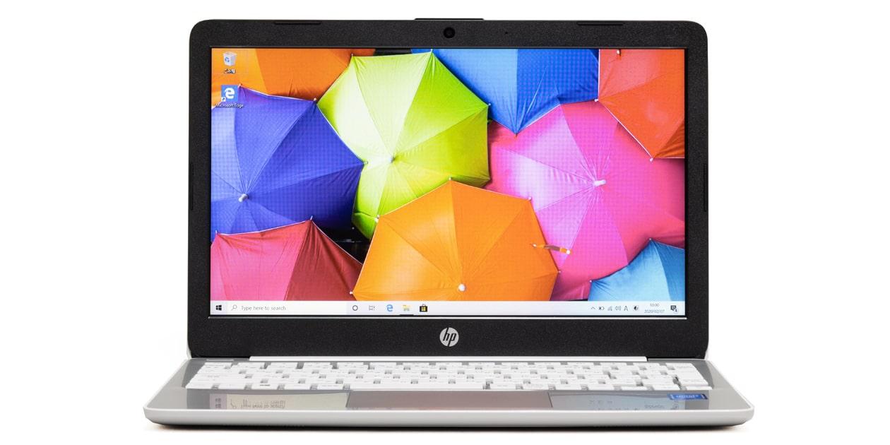 HP Stream 11-ak0000 (2020年モデル)レビュー