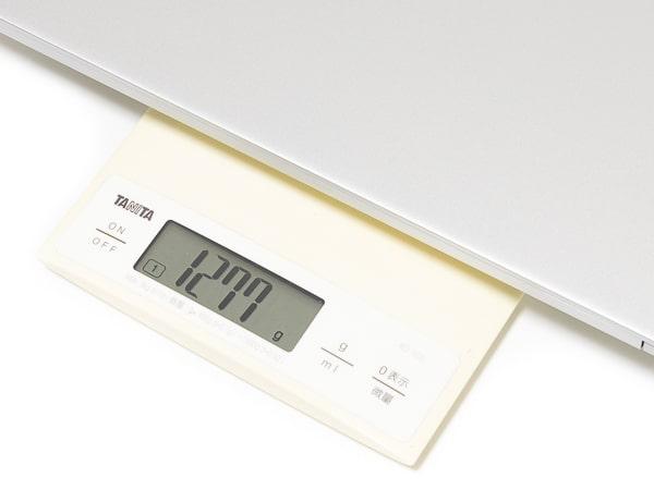 IdeaPad S540 (13, AMD) 重さ