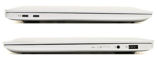 IdeaPad S540 (13, AMD) インターフェース