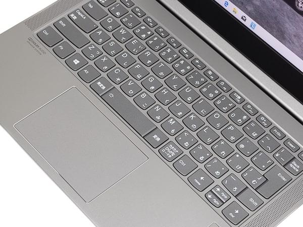 IdeaPad S540 (14) パームレスト
