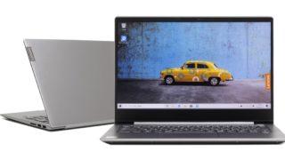 IdeaPad S540 (14) レビュー:Core i5+8GBメモリー+256GB SSDでも6万円台の高コスパ14インチノートPC
