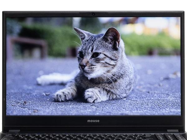 mouse F5シリーズ 映像品質