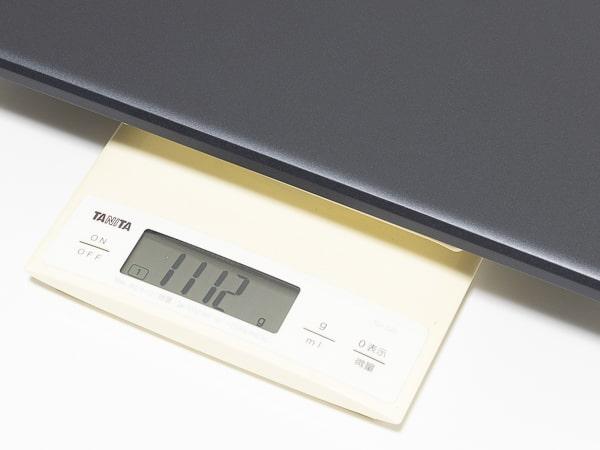 mouse X4-i7 重さ