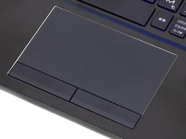 OMEN by HP 15-dh0000 タッチパッド
