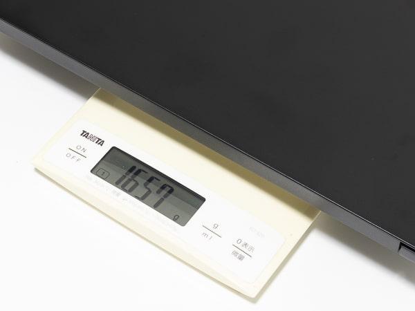 ThinkPad E14 重さ