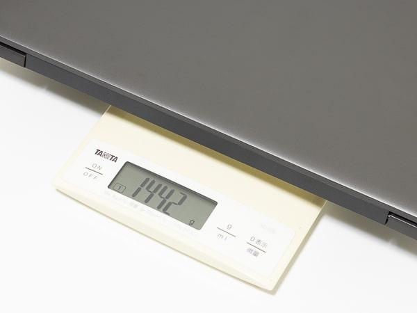 Yoga S740 (14) 重さ