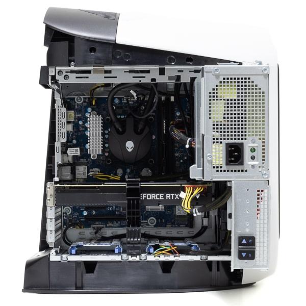 Alienware Aurora R9 本体内部