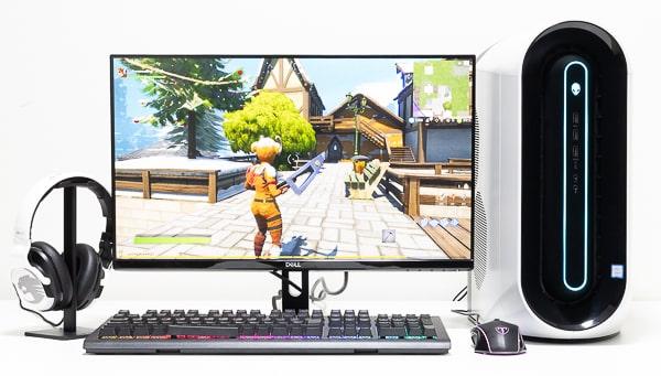 Alienware Aurora R9 サイズ