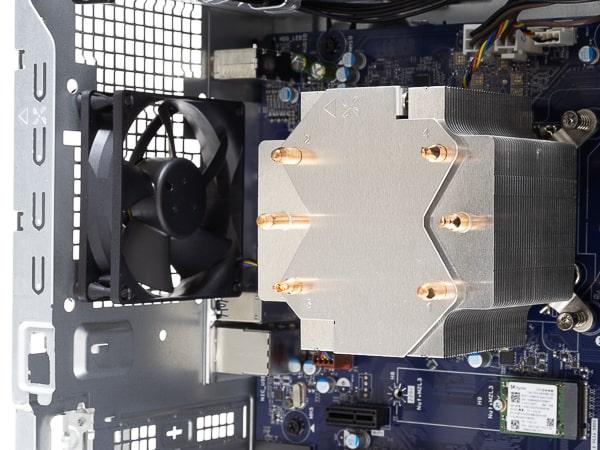 Dell G5 ゲーミング デスクトップ CPUクーラー