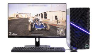 Dell G5 ゲーミング デスクトップ (5090) レビュー:カスタマイズ対応でも価格が安い高コスパゲーミングPC