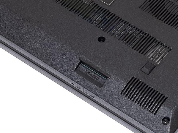 m-Book Nシリーズ SDカード