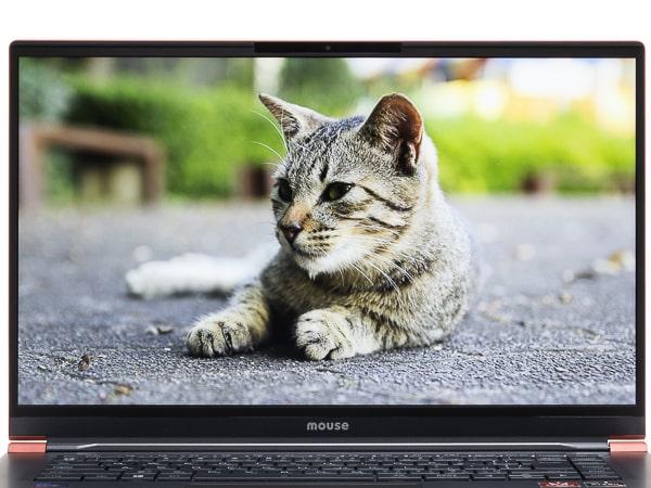 mouse X5-B 映像品質