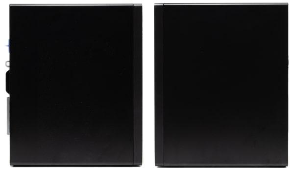 OptiPlex 7071 デスクトップ 側面