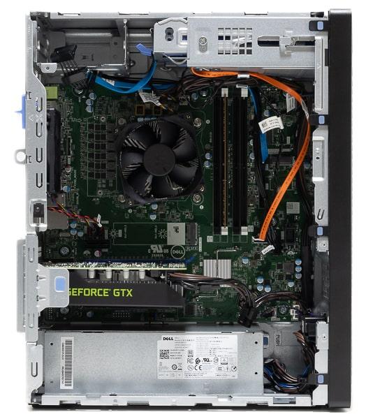 OptiPlex 7071 デスクトップ 本体内部