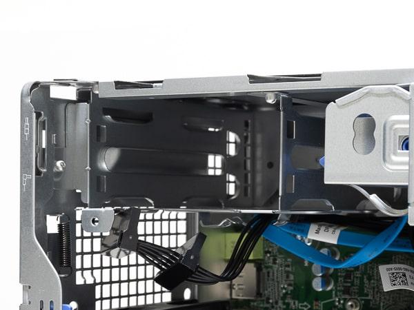 OptiPlex 7071 デスクトップ 2.5インチドライブベイ