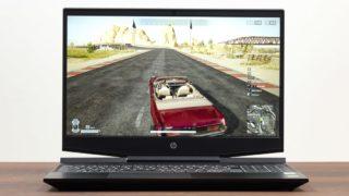 HP Pavilion Gaming 15 (AMD) 性能レビュー:Ryzen搭載で価格が安いエントリー向けゲーミングノートPC