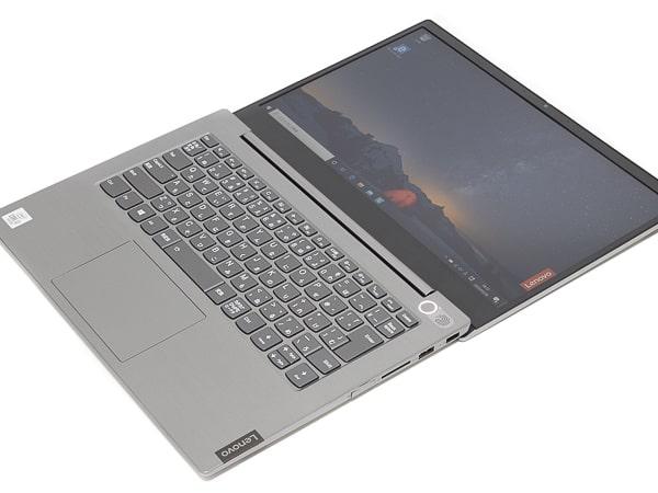 ThinkBook 14 ディスプレイ角度