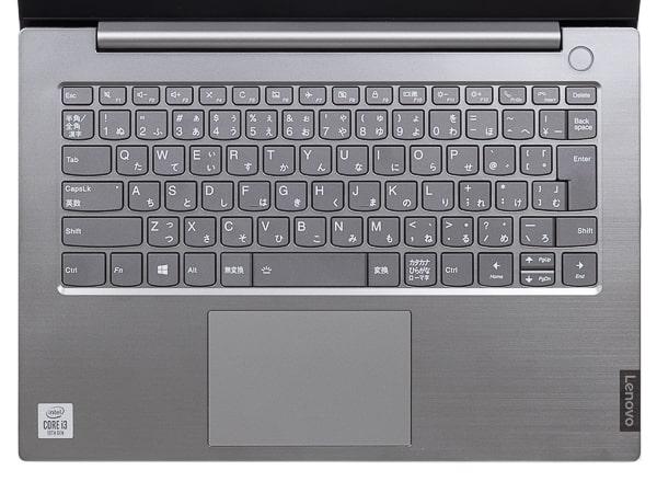 ThinkBook 14 キーボード
