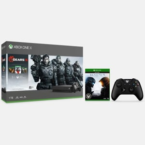Xbox One X 1TB本体–Gears 5 バンドル