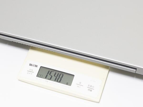 Critea DX-W7 重さ