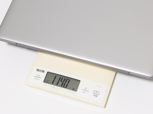 IdeaPad Slim 150 重さ
