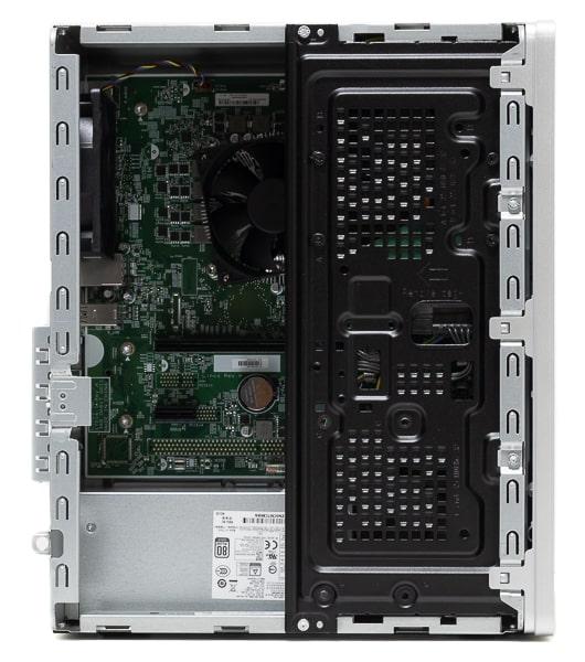 HP Pavilion Desktop 590 本体内部