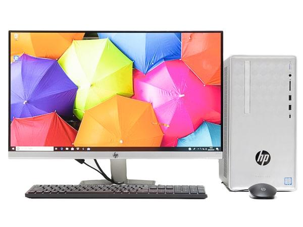 HP Pavilion Desktop 590 設置例
