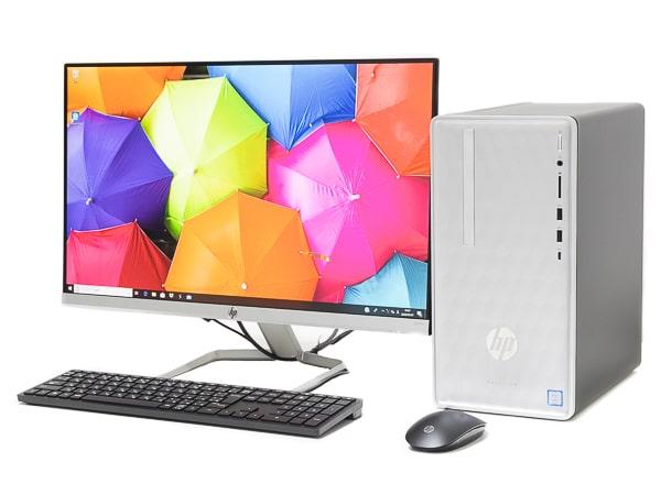 HP Pavilion Desktop 590 感想