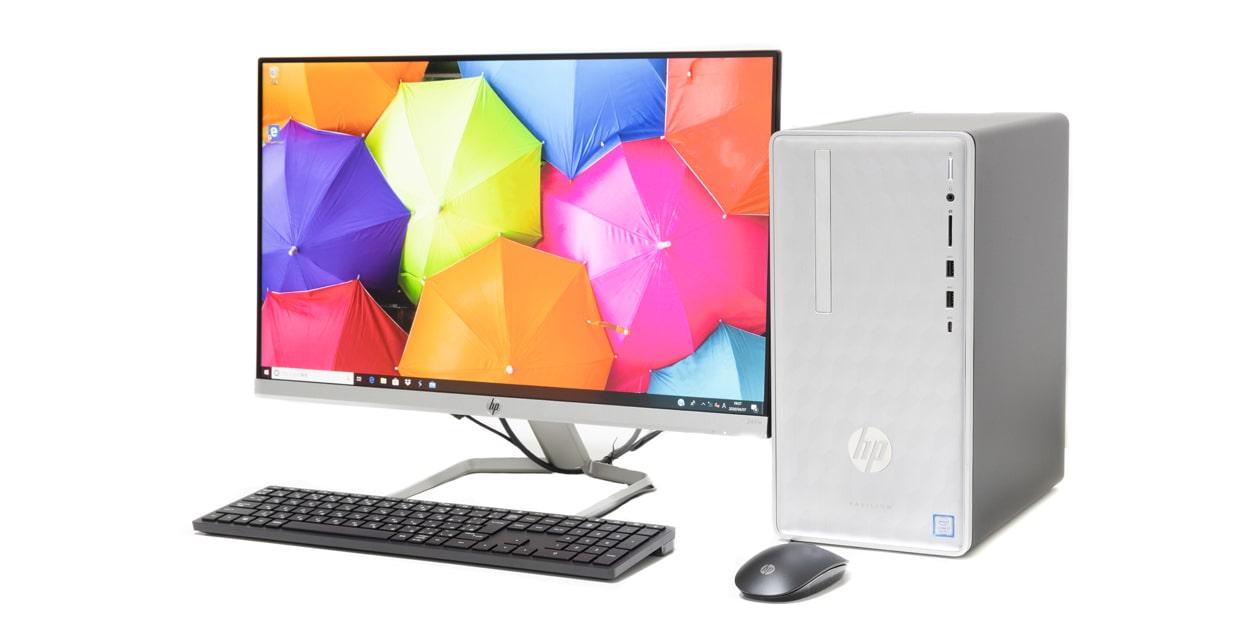 HP Pavilion Desktop 590 レビュー