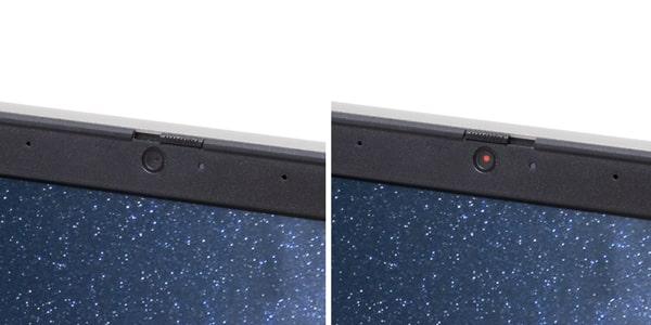 ThinkBook 15 Webカメラ