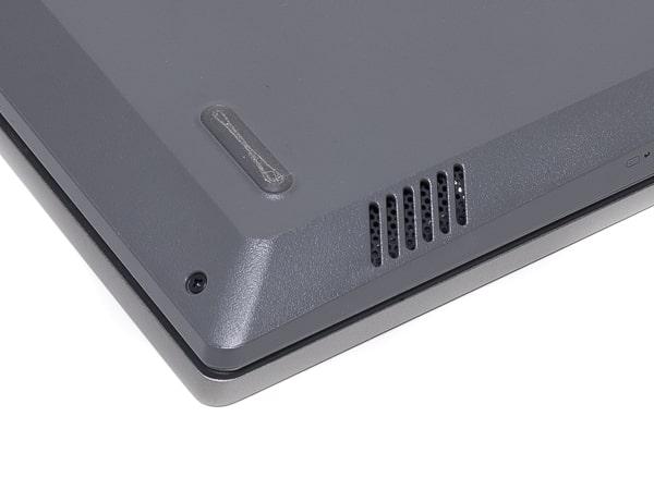 ThinkBook 15 スピーカー
