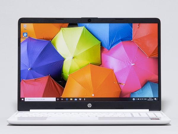 HP 15s-eq1000 感想