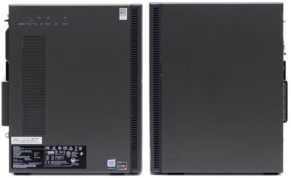 IdeaCentre 510A 側面