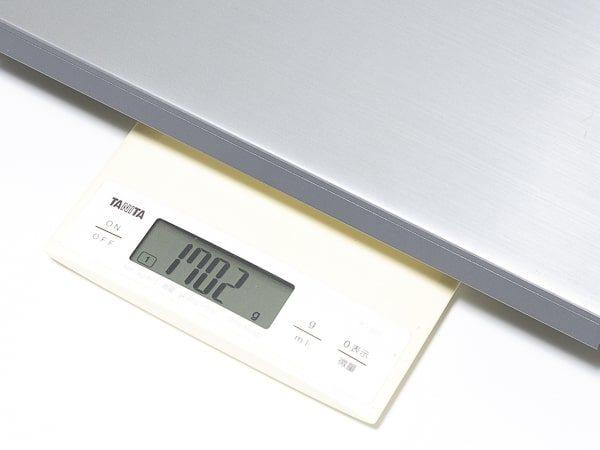 IdeaPad S145 (15, AMD) 重さ