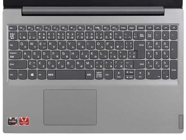 IdeaPad S145 (15, AMD) キーボード