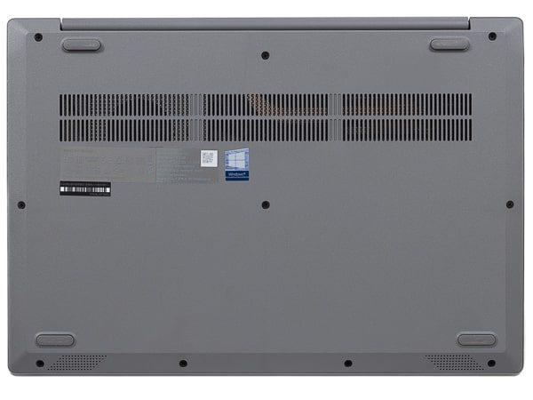 IdeaPad S145 (15, AMD) 底面